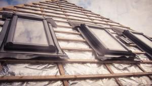 Pose fenêtres de toit Coursac