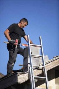 Réparer pied de cheminée Thiviers